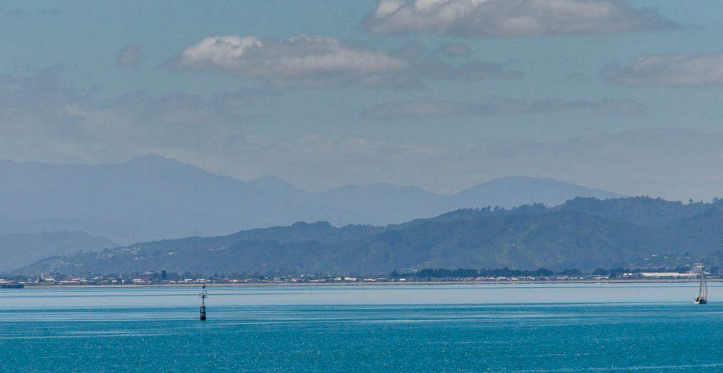 Oriental Bay,Jervois Quay, Wellington, Wellington, Nieuw Zeeland (2011)
