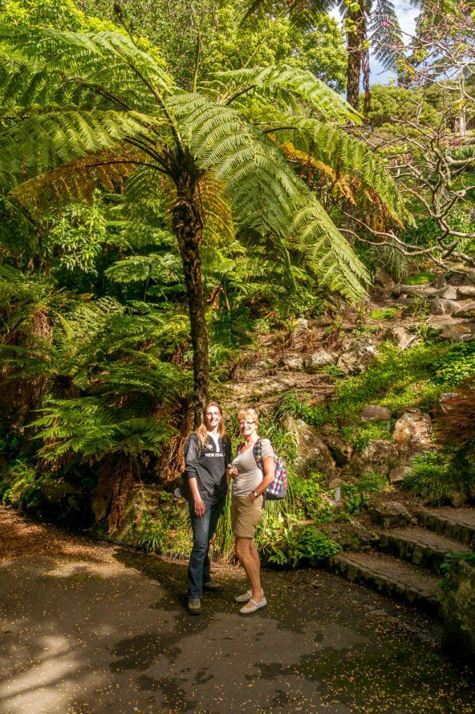 Moeders & ik,Botanic Gardens, Wellington, Wellington, Nieuw Zeeland (2011)