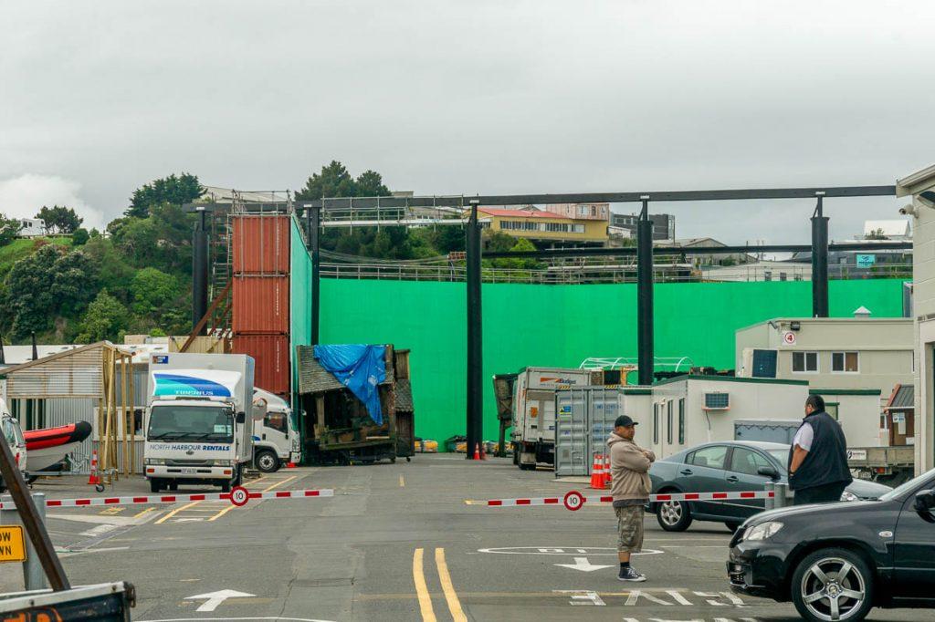 Wellington Studios,Filmstudio, Wellington, Wellington, Nieuw Zeeland (2011)