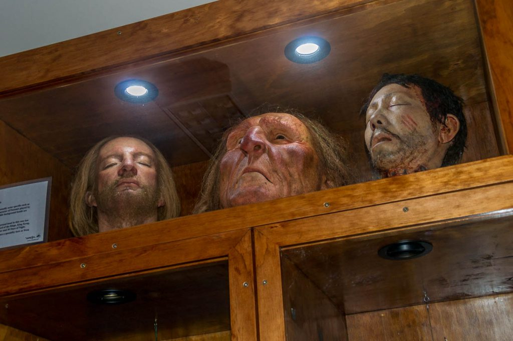 Jakkie bah!,Weta Cave, Wellington, Wellington, Nieuw Zeeland (2011)