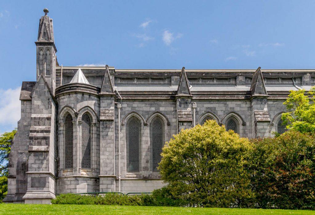 Christ Church Cathedraal,Church Hill, Nelson, Nelson, Nieuw Zeeland (2011)