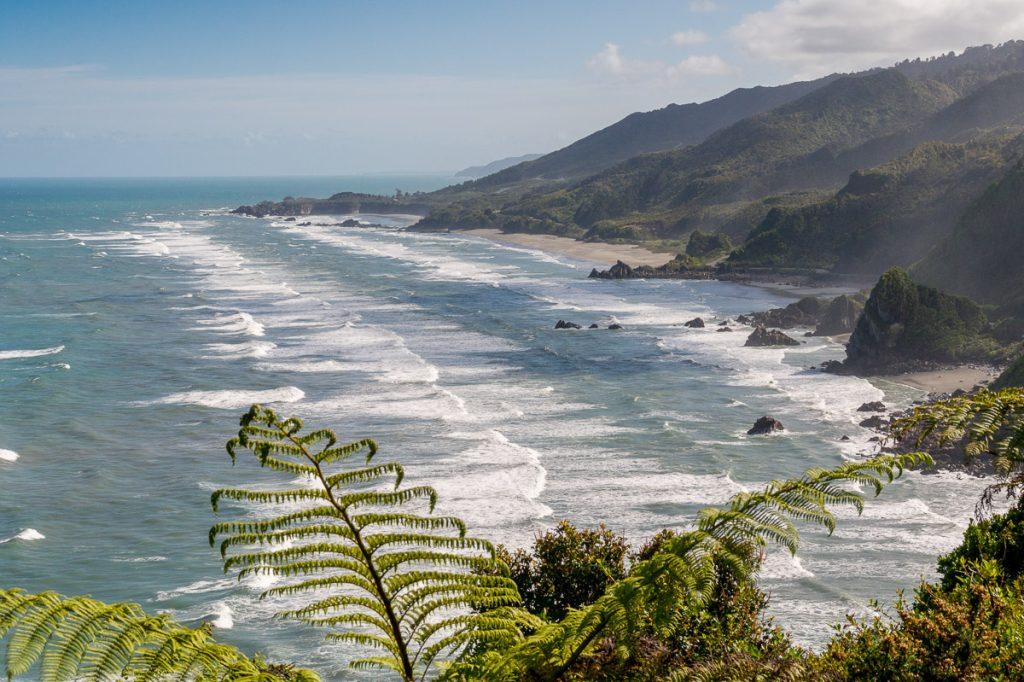 Woodpecker Bay,Woodpecker Bay, West Coast, Nieuw Zeeland (2011)
