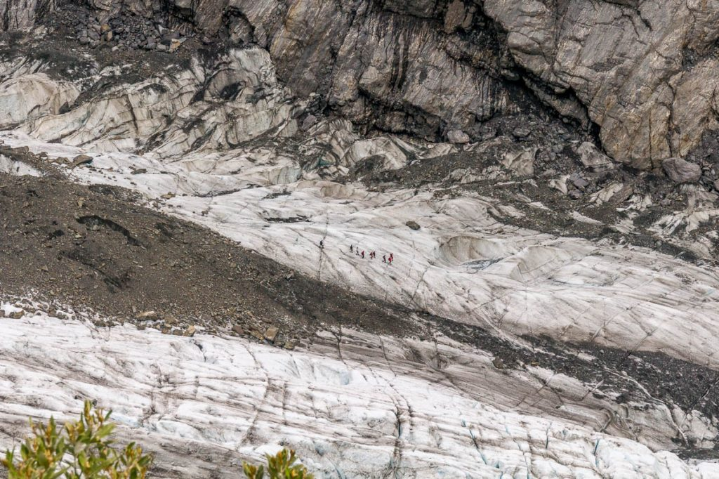 Volgende keer wil ik ook op de gletsjer,Roberts Point Track, Westland National Park, West Coast, Nieuw Zeeland (2011)