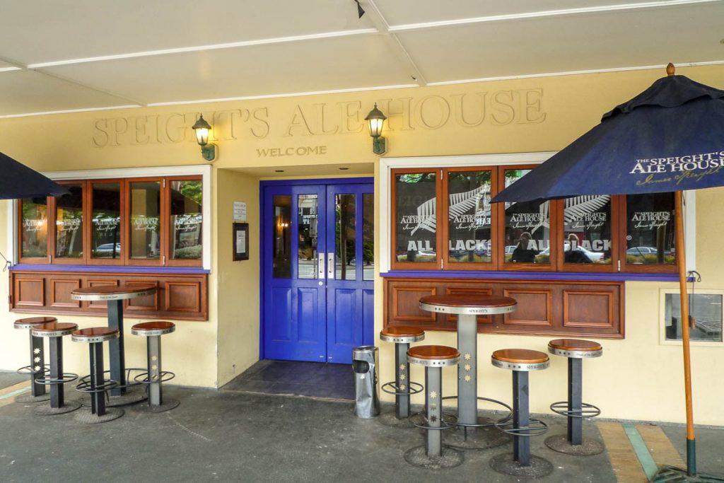 Speight's!!!,Invercargill, Southland, Nieuw Zeeland (2011)