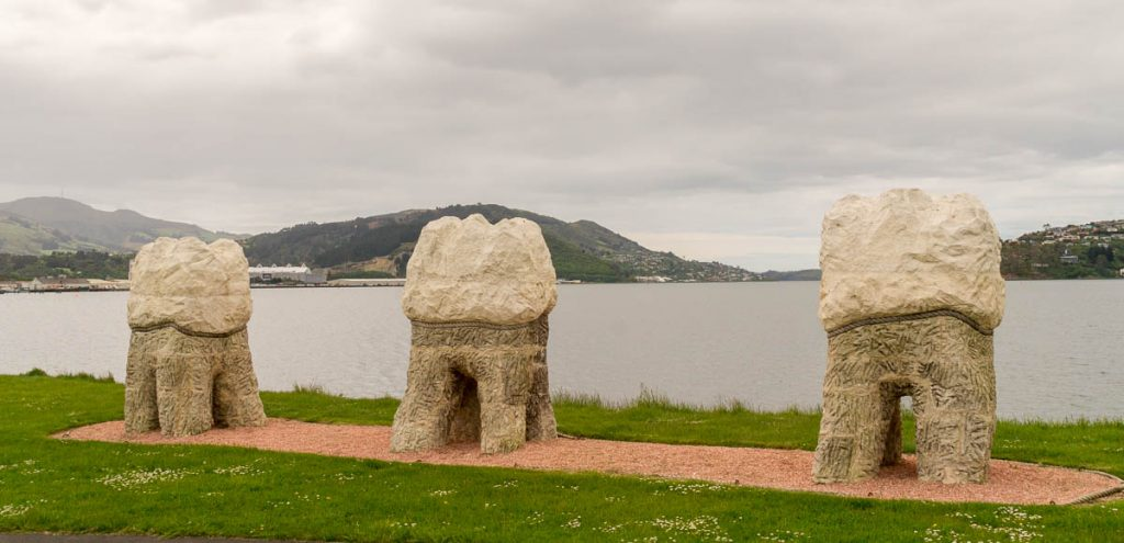 Harbour Mouth Molars (Regan Gentry, 2010),Dunedin, Otago, Nieuw Zeeland (2011)