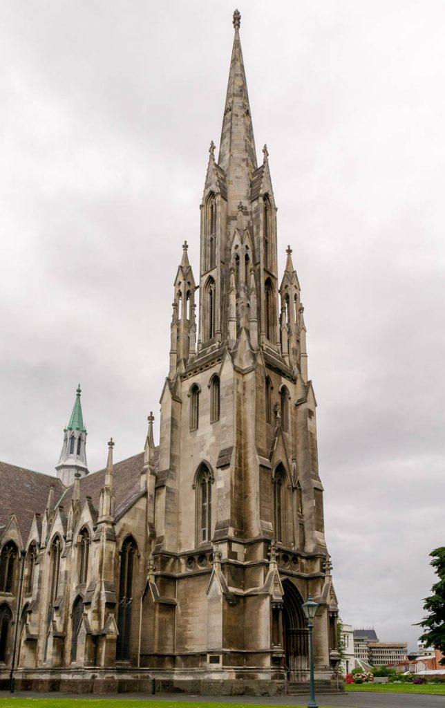 First Church of Otago,First Church of Otago, Dunedin, Otago, Nieuw Zeeland (2011)