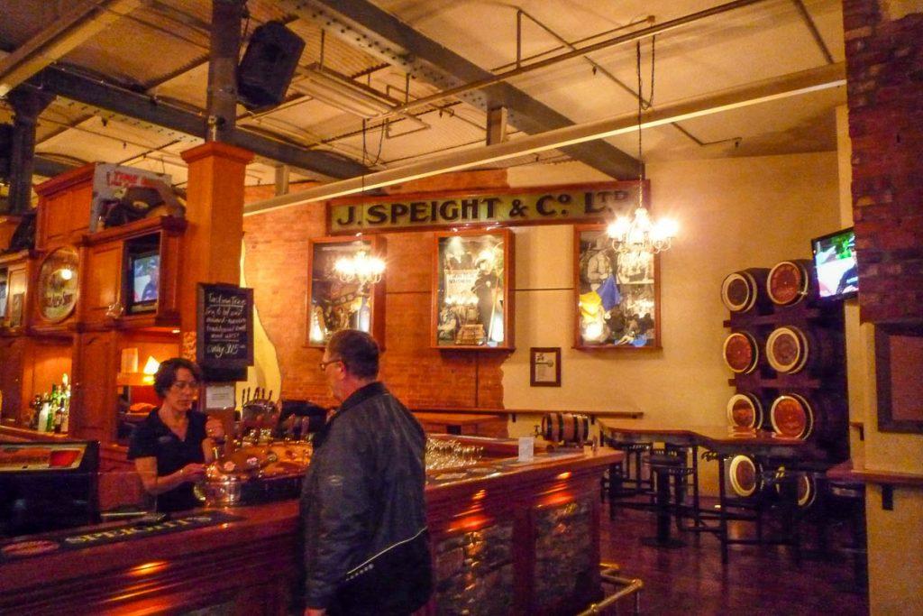 Speight's!!!,Speight's Brewery, Dunedin, Otago, Nieuw Zeeland (2011)