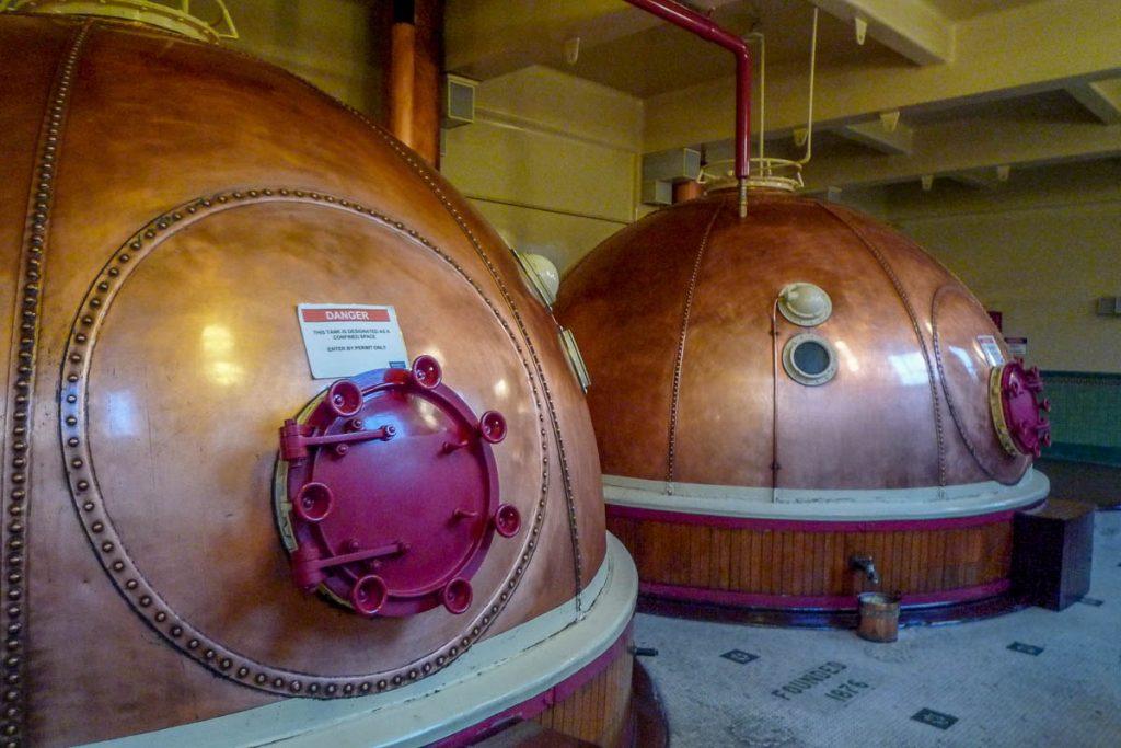 Ketels,Speight's Brewery, Dunedin, Otago, Nieuw Zeeland (2011)