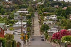 World's Steepest Street