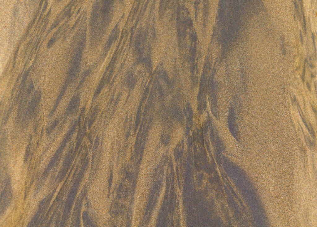 Zandpatroon,Moeraki Boulders, Hampden, Otago, Nieuw Zeeland (2011)
