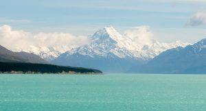Lake Pukaki & Mount Cook