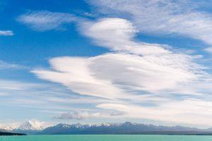 Vreemde wolken