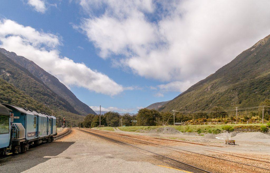 Arthur's Pass,Arthur's Pass, Canterbury, Nieuw Zeeland (2011)