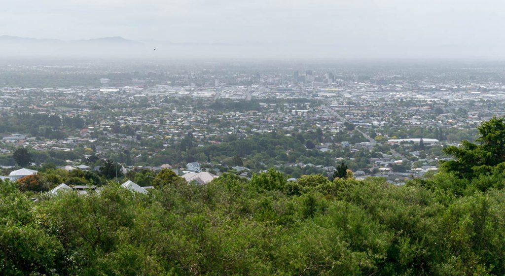 Christchurch,Christchurch, Canterbury, Nieuw Zeeland (2011)