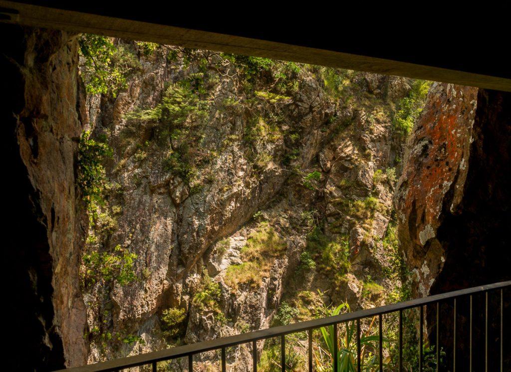 'Raam',Karangahake Gorge, Karangahake, Waikato, Nieuw Zeeland (2011)