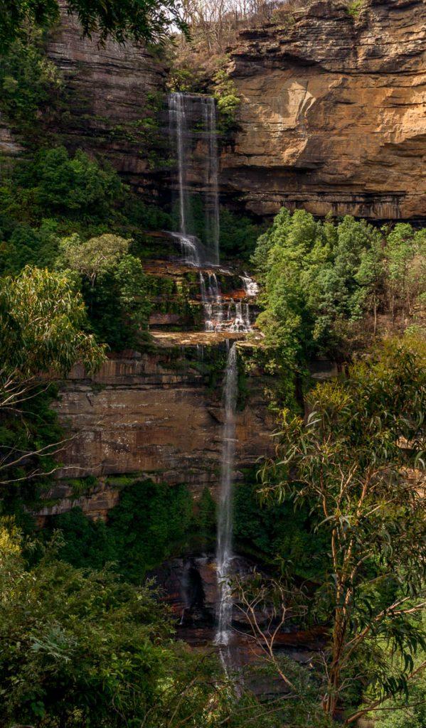 Katoomba Falls,Katoomba, New South Wales, Australië (2011)