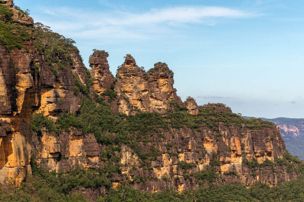 The Three Sisters,Katoomba, New South Wales, Australië (2011)