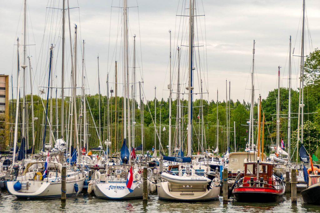 Jachthaven,Hoorn, Noord-Holland (2012)