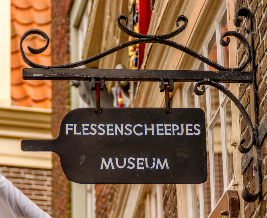 Flessenscheepjes Museum,Enkhuizen, Noord-Holland (2013)