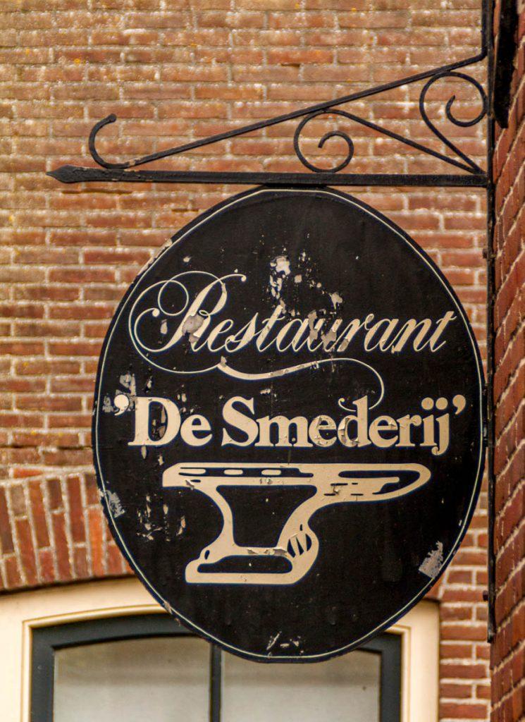 Restaurant de Smederij,Enkhuizen, Noord-Holland (2013)
