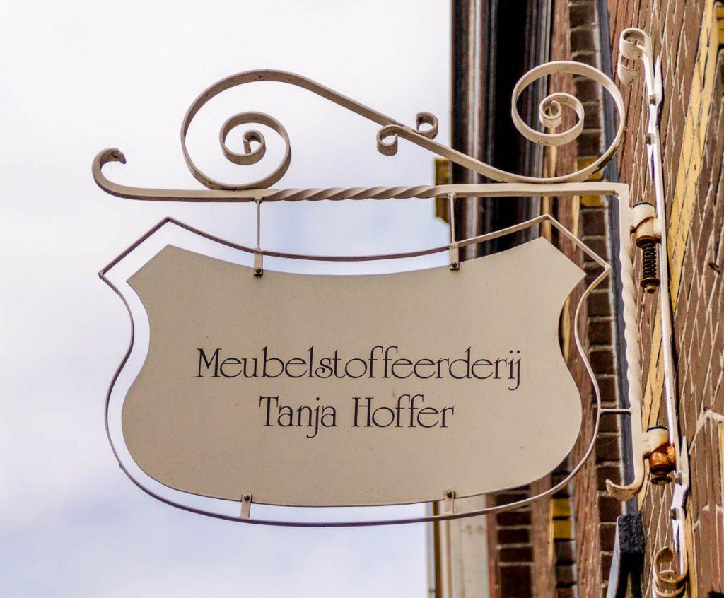 Meubelstoffeerderij,Enkhuizen, Noord-Holland (2013)