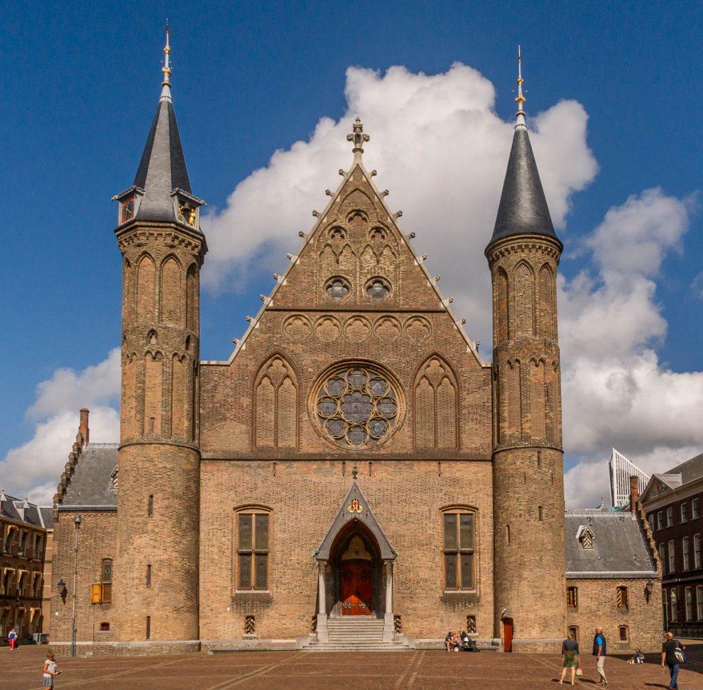 Ridderzaal,Binnenhof, Den Haag, Zuid-Holland (2013)