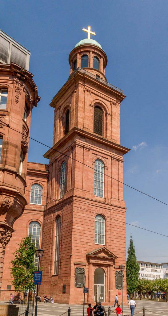 Paulskirche,Frankfurt, Hessen, Duitsland (2013)