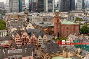 Rathaus en Paulskirche