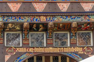 Knochenhaueramtshaus - details