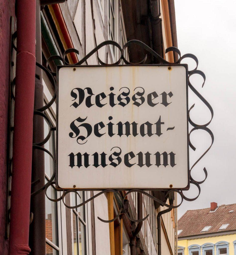 Neisser Heimatmuseum,Hildesheim, Nedersaksen, Duitsland (2013)