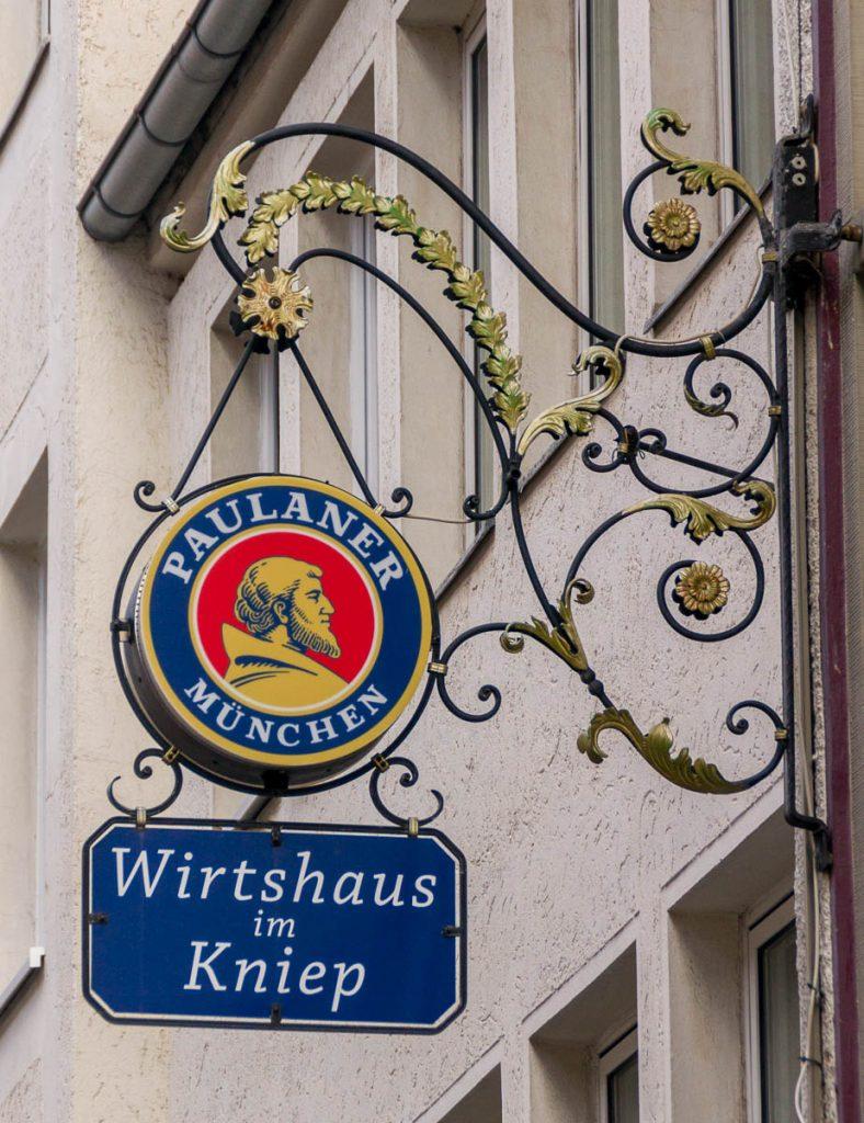 Wirtshaus im Kniep,Hildesheim, Nedersaksen, Duitsland (2013)