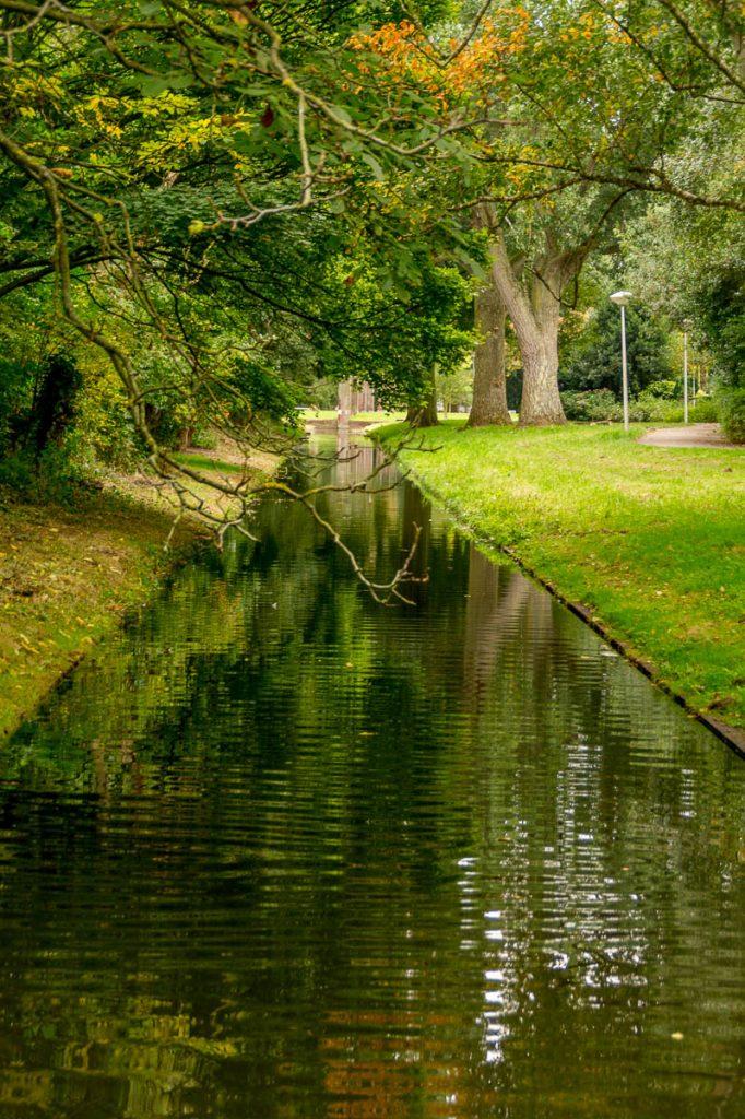 Rimpels,Zuiderpark, Den Haag, Zuid-Holland (2013)