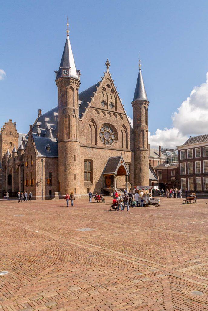 Ridderzaal,Binnenhof, Den Haag, Zuid-Holland (2014)