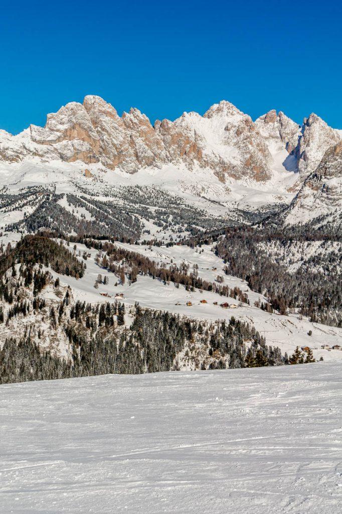 Wat een uitzicht!,Santa Cristina, Alto Adige, Italië (2015)