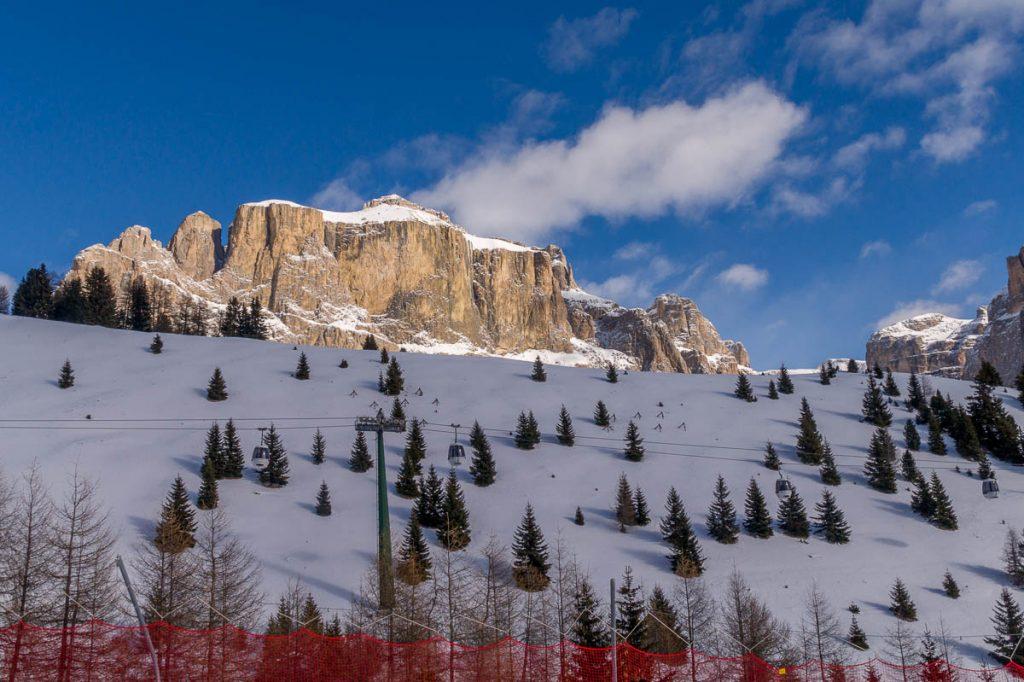 Wat een uitzicht!,Canazei, Alto Adige, Italië (2015)