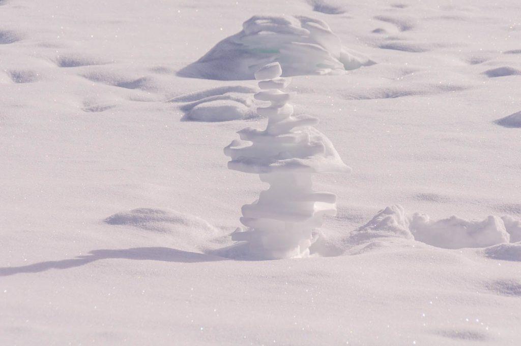 Torentje van sneeuw,Santa Cristina, Alto Adige, Italië (2015)