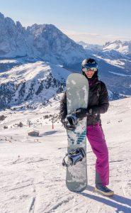 Ik & mijn snowboard