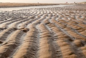 Zandgolven