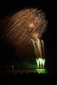 Vuurwerkshow Spanje