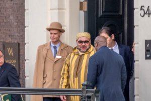 Koning Mohammed VI
