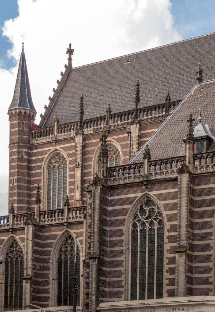 Nieuwe Kerk,Dam, Amsterdam, Noord-Holland (2016)