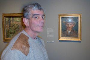 Stephen en Van Gogh