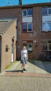 Dit is het huis waar ik de eerste drie jaar van mijn leven heb gewoond