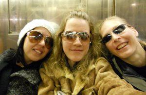 Marina, Anita & ik
